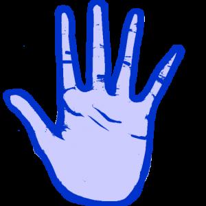 Logo pour le cabinet d'ostéopathie, ouvert du nourrisson à la femme enceinte